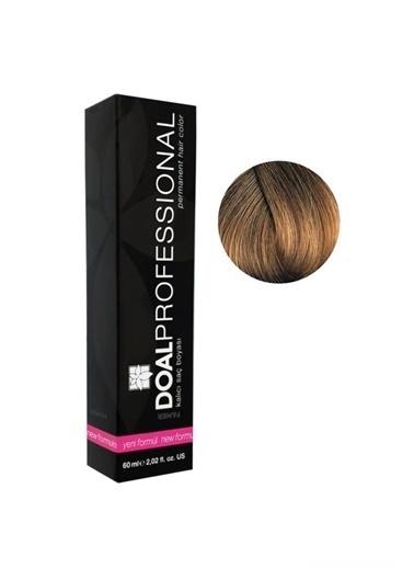 DOAL Doal Profesyonel Kalıcı Saç Boyası 8/0 Açık Kumral 60 Ml Renksiz